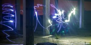 Lichtspiel Hangar